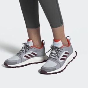 Adidas Response Trail X Grey Running Shoes